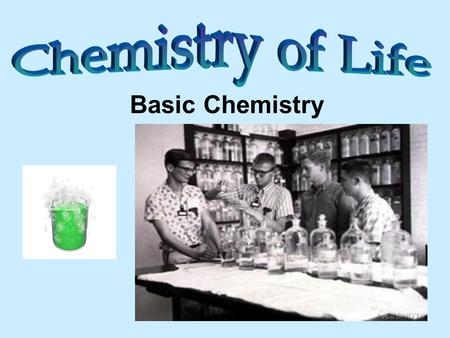 Basic Chemistry. Matter - Anything that has mass and takes up space *everything we see, touch, taste or smell.
