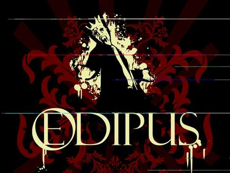 Oedipus Summary Ben Victorica Goss World-Lit. 3rd 7 November 2010 Ben Victorica Goss World-Lit. 3rd 7 November 2010.