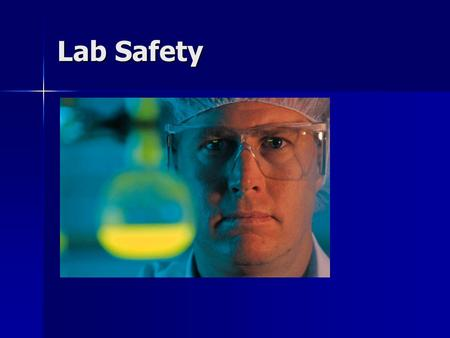 Lab Safety. Hands-on experiences are essential to learning in science class, but safety must be the first concern! Hands-on experiences are essential.