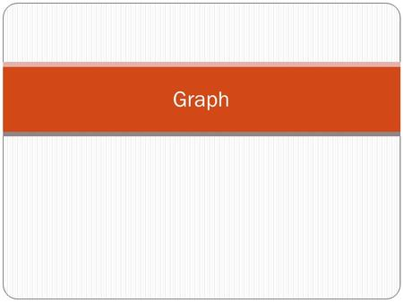 Graph. Planar Graph A graph is called planar if it can be drawn in the plane without any edges crossing A graph may be planar even if it is usually drawn.