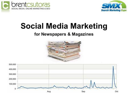 Social Media Marketing for Newspapers & Magazines.