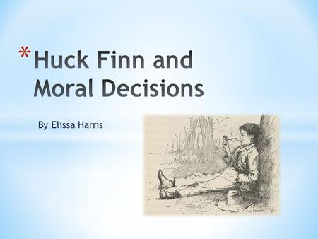 Essay On Huck Finn