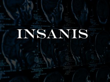 Insanis. Synopsis Sam has just started her new job as janitor for the local psychiatric hospital. She lives alone and spends her spare time collecting.