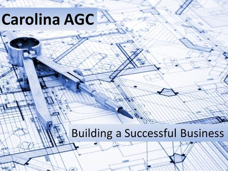 Carolina AGC Building a Successful Business. 300+ in 19 years.