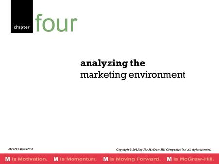 04 analyzing the marketing environment Analyzing marketing and sales  the complex and often pressurized sales environment can  the case for effective sales and business case development.
