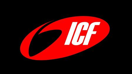 ICF Zurich Logo. Series' logo Nicolas Legler Attempts to explain it The trinity: Attempts to explain it.