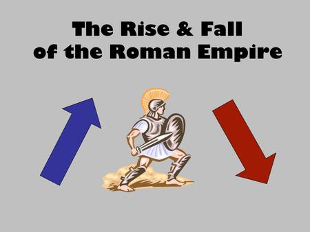 an overview of the rise and fall of roman empire in history Online library of liberty  the history of the decline and fall of the roman empire, vol 1 the history of the decline and fall of the roman empire, vol 2.