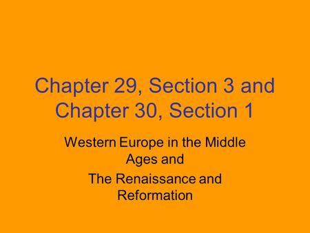 impacts of the renaissance and reformation on europe The renaissance was significant on the development of western europe and the impact it had was immense the renaissance not only influenced the worlds of art, music, and literature, but also the worlds of politics, religion, and society.