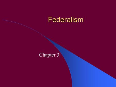 Federalism Chapter 3. Evaluate the federal response to Hurricane Katrina? It is viewed today as a massive failure do you agree with this statement or.