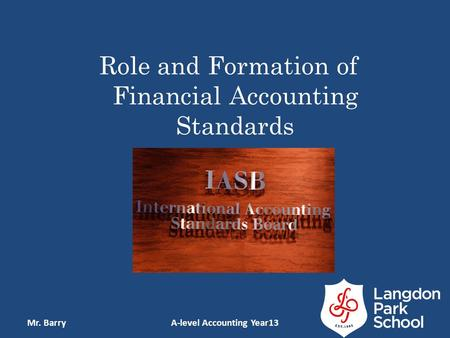 the evolution of indian accounting standards Financial reporting standards (ifrs) for preparation of financial statements by   contain country case studies of brazil, germany, india, jamaica, kenya,.