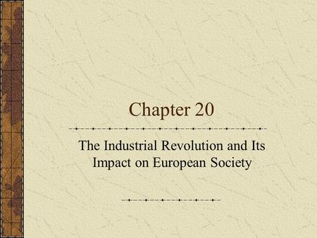 the positive impact of the industrial revolution on society View while the industrial revolution had both positive and negative effects on society and the economy, t from spanish ll 707 at wekiva high while the industrial revolution had both positive and.