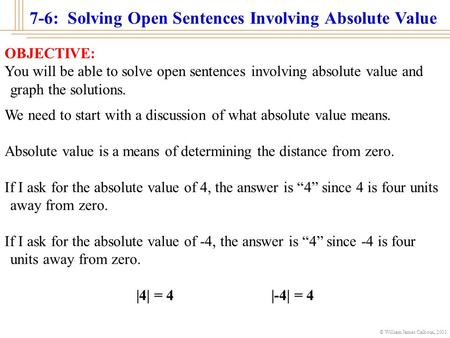 Solving An Initial Value Problem