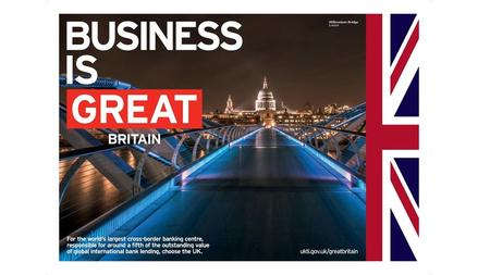 Mis on UK Trade & Investment? Kuidas saab UK Trade & Investment sind aidata?
