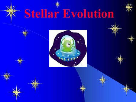 Stellar Evolution. Solar Composition Most stars in space have this composition: 74% hydrogen, 26% helium Fusion is the energy maker of the sun.