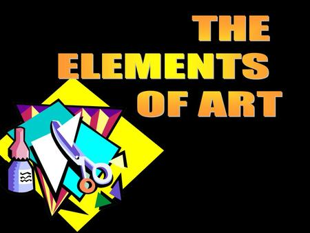 zThe Elements of Art are the basic tools used by the artist when producing works of art. zWhat are the Elements of Art?