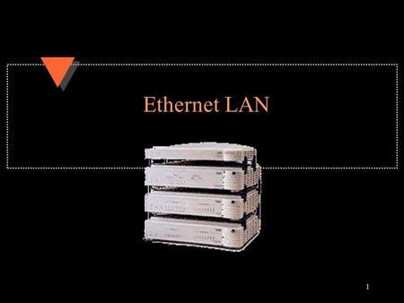 1 Ethernet LAN. 2 LANs u Local Area Networks u Limited Geographical Area –Single office –Single building –University campus or industrial park u Generally,