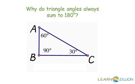Unit 1 review day basics of geometry 1 find the value of x ppt download What do exterior angles of a triangle add up to