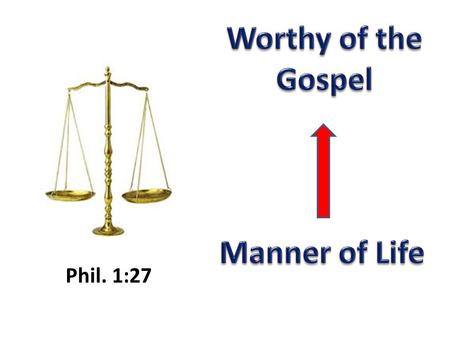 Phil. 1:27. Life Rising to God's Standard Stand Fast in One Spirit- Keep the Unity of the Spirit (Phil. 1:27, Eph. 4:3)