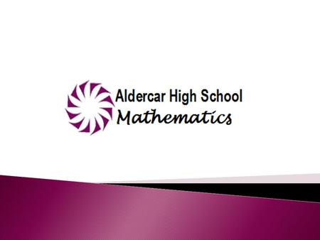 Head of Maths – Mr Iddon Deputy Head of Maths – Miss Radford Maths Teacher and Deputy Head – Mr McGraw Maths Teacher and Faculty Assistant – Miss Gillot.