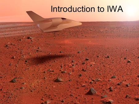 Introduction to IWA. The IWA is based on a patented, next generation design called the Internal Wing Aircraft. The concept brings three separate wings.
