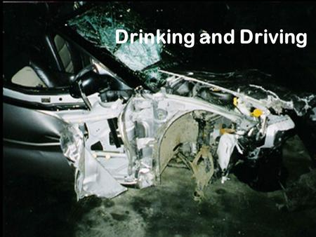 Drinking and Driving. BAC All states have set the legal BAC limit for adults who drive after drinking at 0.08, but impairment of driving skills begins.