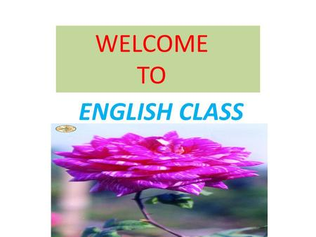 WELCOME TO ENGLISH CLASS. INTRODUCED : TEACHER'S INTRODUCD:- Md. Abdus Salam. Assistant Teacher (English). PATNITOLA HIGH SCHOOL. PATNITOLA, NAOGAON.