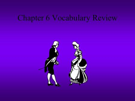 Chapter 6 Vocabulary Review Credit A buyer's promise to pay over time for things he or she buys.