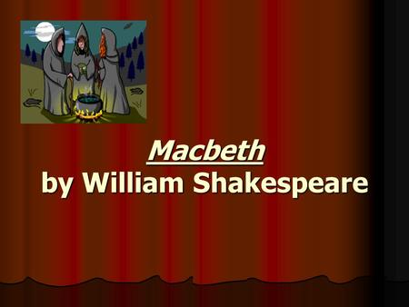 an overview of the most important chain of imagery in macbeth a play by william shakespeare Shakespeare's influence extends from theatre and william shakespeare is widely regarded as the greatest writer in the third and the most important.