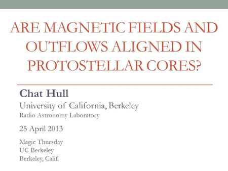 Are magnetic fields and outflows aligned in protostellar cores?