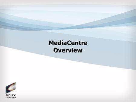 MediaCentre Overview. Agenda What is the Media Center Why are we doing it? Current State and Process Schedule Questions What does the schedule look like?