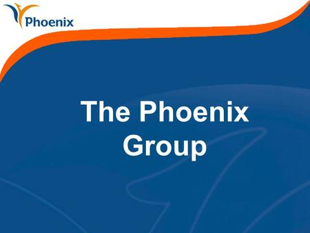 The Phoenix Group. The Phoenix is the third largest insurance group in Israel. The company is active in all traditional insurance areas (life, pension,