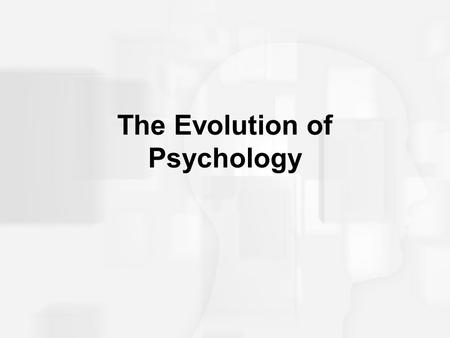 a history of the contributions to psychology as a science Distinguished scientific contribution awards for 1975 american psychologist, 31( 1), 53-59 american psychiatric association (2000) diagnostic and statistical.