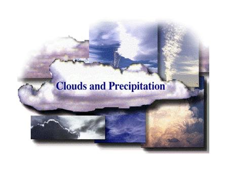 A cloud is a visible aggregate of tiny water droplets and/or ice crystals suspended in the atmosphere They can exist in a variety of shapes and sizes.