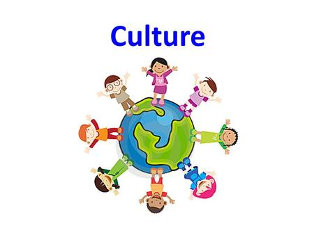 Culture. Culture is a social construction SSSocC1 Values, beliefs, behavior & material objects that together form a people's way of life. Material (tangible,