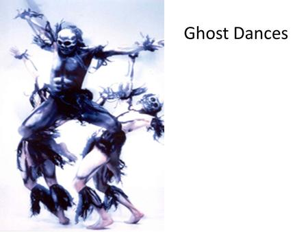 Ghost Dances. Need to know: Choreographer: Christopher Bruce Music produced by: Inti Illimani, South American Folk Music Music arranged by: Set Design: