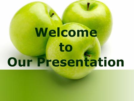 Welcome to Our Presentation. Our Presentation Topic: Language Influences; a. Social Status b. Education.