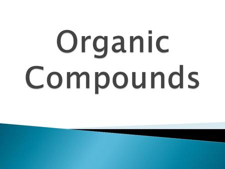 "On Page 5: What do you think the word ""organic"" means? Where have you heard it before?"