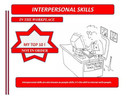 Interpersonal skills in the workplace 10 attributes https://www ...