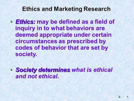 marketing ethics in the food industry Marketing food for thought: industry expert reveals the most important trends in ethical food marketing published  a key focus was the ethics of food marketing.
