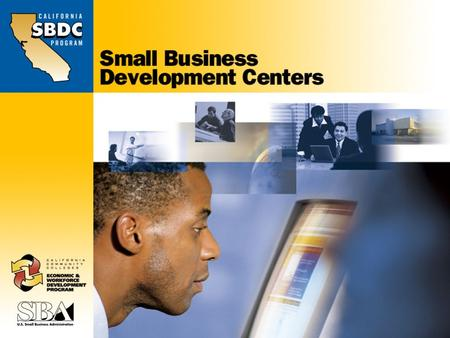 Northern California Small Business Development Center Network  The Premier Small Business Assistance Resource throughout the Bay Area:  Free 1-on-1.