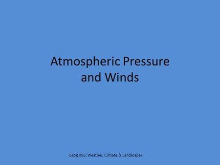 understanding the patterns and forces affecting the movement of winds And planets have predictable patterns of movement patterns of atmospheric circulation winds gain energy of the factors that affect.