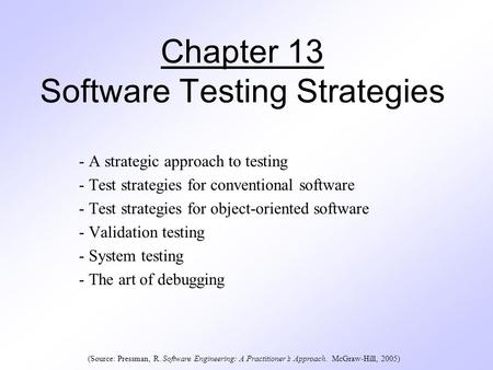software testing principles techniques and tools pdf download