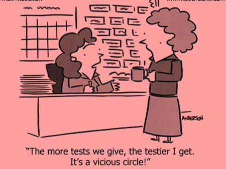 WHY ARE WE TAKING SO MANY TESTS? Education Reform and the Modern Accountability Movement Wayne Zhang.