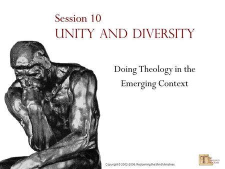 Between unity and diversity historical and