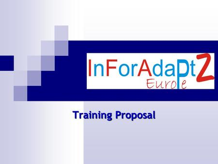 Training Proposal. Firefighting and First Aid for IES RdL It is necessary to review and document all procedures to be followed in the event of a fire.