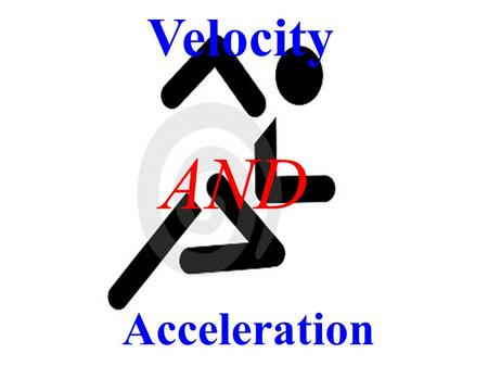 Velocity Acceleration AND. Changing velocities means it is NON-uniform motion - this means the object is accelerating. m/s 2 m/s /s OR = ∆t∆t ∆v∆v a P(m)