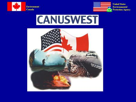 United States Environmental Protection Agency Environment Canada.
