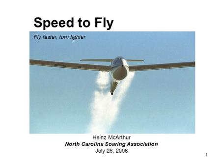 North Carolina Soaring Association