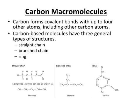 4/5 KEY CONCEPT Organic molecules are the foundation of life ...