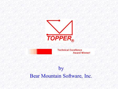 By Bear Mountain Software, Inc.. How Reliable Are ? ? ? ? Your NT Server Networks Messaging Systems IP-based Services ?